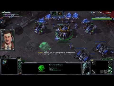 StarCraft II Raynor The Vermillion Problem
