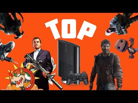 Top 10 Los Mejores Juegos de PS3 2016 (Recomendado)