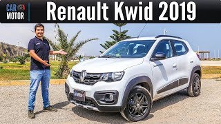 Renault Kwid 2019 - Es un mini Duster | Prueba/Test Drive/Review