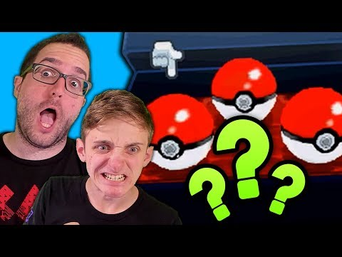 LYING FOR A SHINY LEGENDARY!? | Pokemon Black And White RANDOMIZER WAGER WARS Part 1