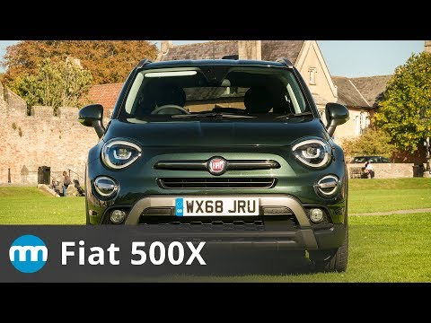 2019 Fiat 500X Review! New Motoring