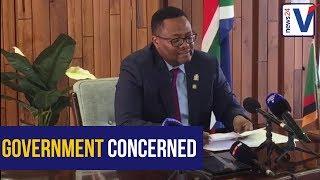 Zambia informed SA about Maimane