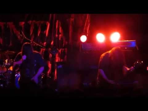 Cannibal Corpse Live in Japan - Dormant Bodies Bursting