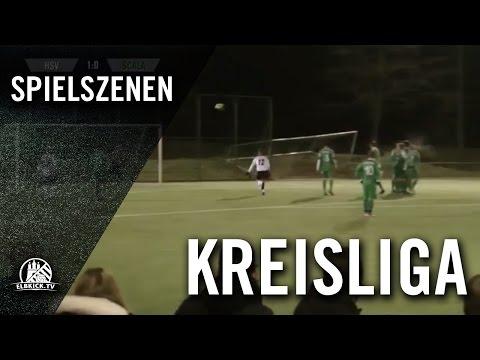 Hoisbütteler SV - SC Alstertal-Langenhorn II (Kreisliga 6) - Spielszenen | ELBKICK.TV