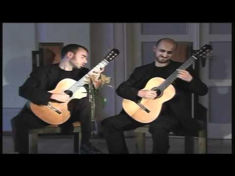 Lorenzo Micheli, Matteo Mela - Tango Suite (Astor Piazzolla)