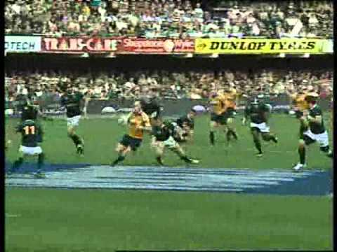 Stirling Mortlock Career Highlights - YouTube