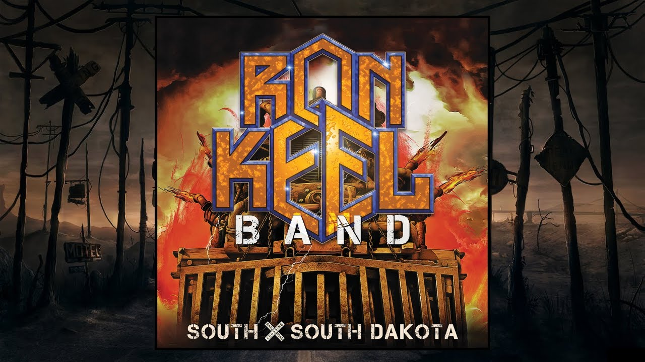 RON KEEL BAND Ghost Riders In The Sky