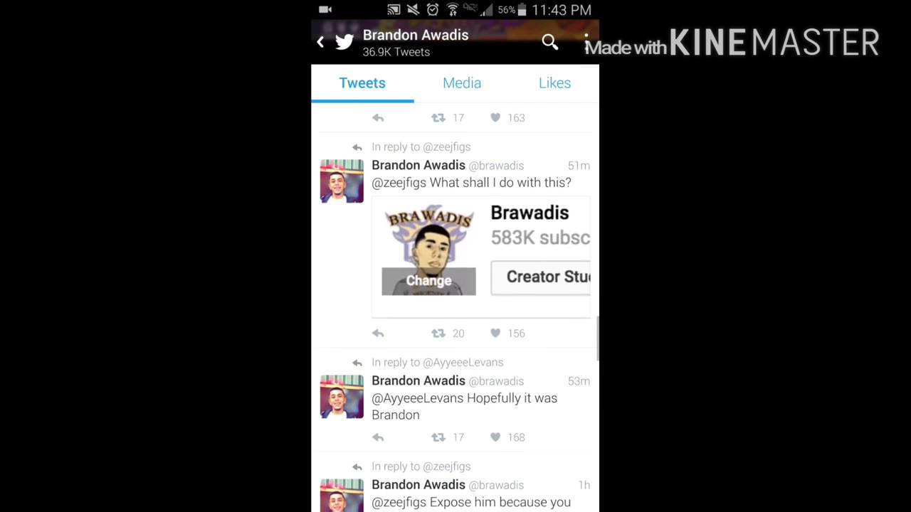 Faze Rug Vs Brawadis Leaked Dms Account Getting Hacked Shown In