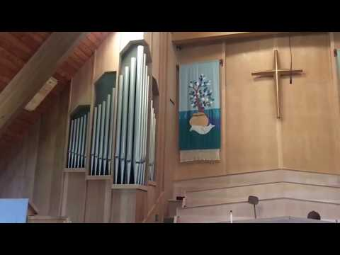 Austin Organs, Inc. Opus 2610 -Niantic Community Church, Niantic, CT