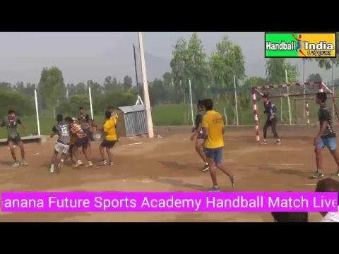 Sai Gujrat Vs Dhanana Future Sports Academy Handball Match Live