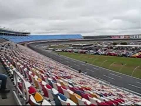 Car show at lowes motor speedway youtube for Lowe s motor speedway