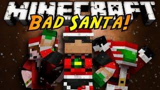 Minecraft: BAD SANTA!