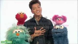 Watch Bruno Mars Dont Give Up video