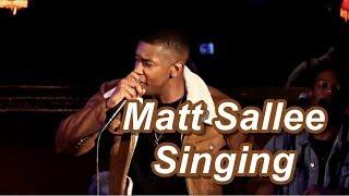 PENTATONIX - Matt Sallee Singing