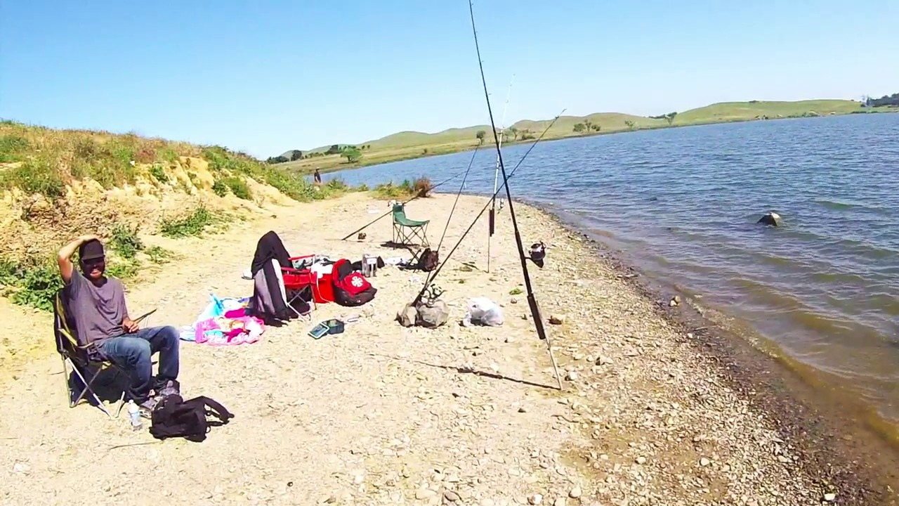 San luis reservoir youtube for San luis reservoir fishing report 2017