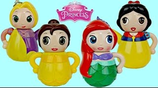Disney Princess Deluxe TEA PARTY Play Full Se...