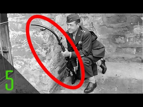 5 Craziest Weapons Actually Used in World War II