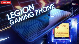 LAWAN BERAT ROG PHONE 3!, Lenovo Legion Gaming Phone, Pakai SD 865+, Layar Refresh Rate 144Hz