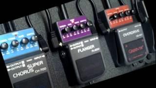 Setup de Pedais Groovin (Guitar Test Drive)