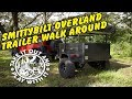 SmittyBilt Overland Trailer Walk Around | JeepersDen