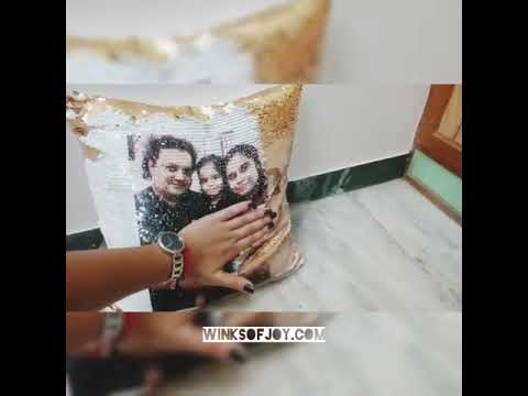 Best birthday gift for him | Magic Pillow