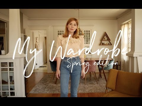 PrettyLittleFawn // Spring Wardrobe