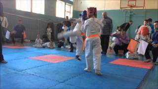 каратэ киокушин дети 8-9 лет до 30 кг г Владивосток 1 год тренировок(, 2015-12-21T08:37:17.000Z)