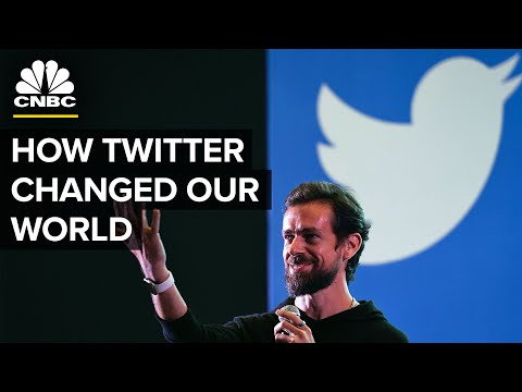 How Twitter Evolved From Startup To President Trump's Megaphone