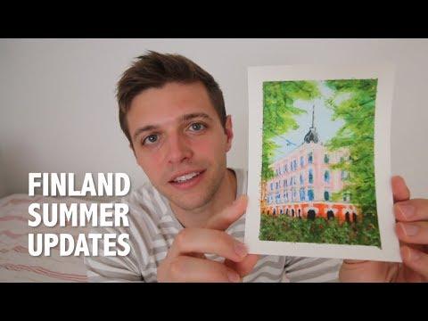 Finland Summer 2018 Updates | Tyler Time 5