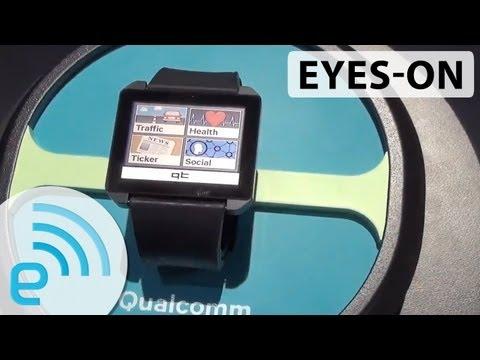 Qualcomm Mirasol Displays eyes-on | Engadget at SID 2013