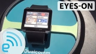 Qualcomm Mirasol Displays eyes-on | Engadget at SID 2013