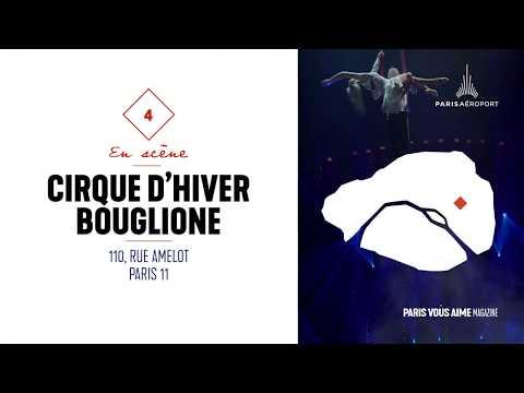 Coup de cur Paris vous aime magazine : dans les coulisses du cirque d'hiver Bouglione