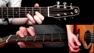Karma Police (Radiohead) guitar chords