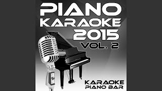Monkey Wrench (Piano Karaoke Version) (Originally Performed By Foo Fighters)