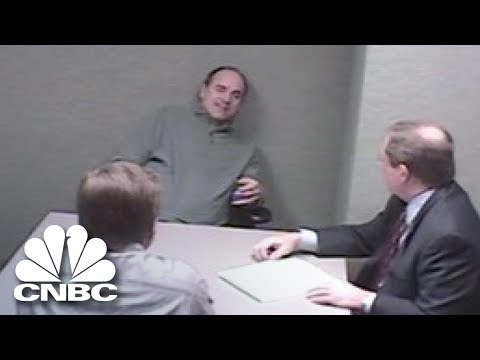 Art Schlichter Details His Scam In Police Interrogation Video | American Greed | CNBC Prime