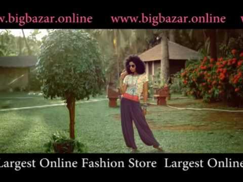 Largest Online Fashion Store :Bigbazar.online