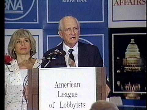 PART TWO, Rare speech by TX Congressman Jack Brooks 5/18/89.