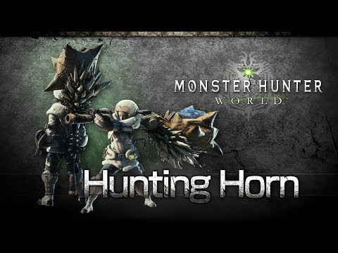Monster Hunter: World - Hunting Horn Overview