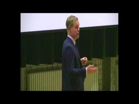 The importance of trust | Jeffrey DeMarco | TEDxRoyalHolloway