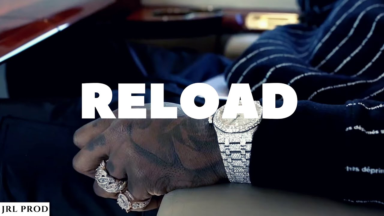 "Pop Smoke X Rah Swish Drill Type Beat 2021 ""RELOAD"" (Prod. JRL)"
