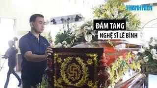 Nghệ sĩ Việt đau lòng trước sự ra đi của Lê Bình