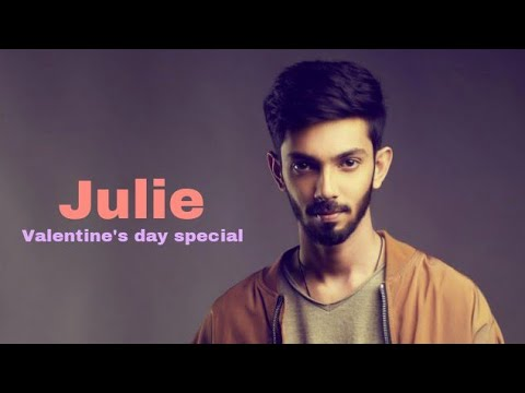 Julie -  Song video | Anirudh Valentine's day Tamil album song preview | Vignesh Shivan