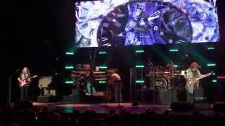 YES - Tempus Fugit [LIVE] - 2015-08-23 - Ruth Eckerd Hall - Clearwater, Florida