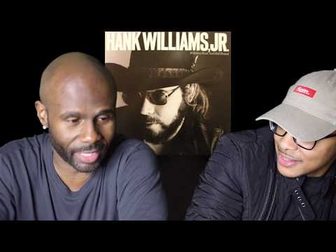 Hank Williams Jr - Whiskey Bent And Hell Bound (REACTION!!!)