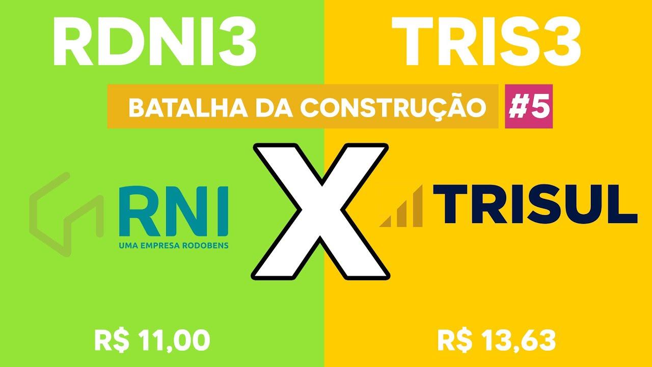 TRIS3 X RDNI3 - Temos nossa primeira finalista e desta vez foi uma lavada! TRISUL X RODOBENS.