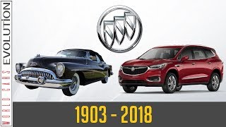 W.C.E - Buick Evolution (1903 - 2018)