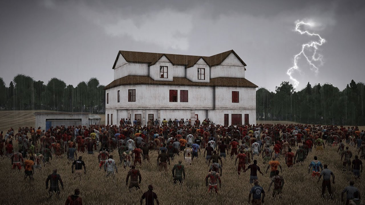 Download ArmA 3 - Zombies & Demons: Hell on the Homestead