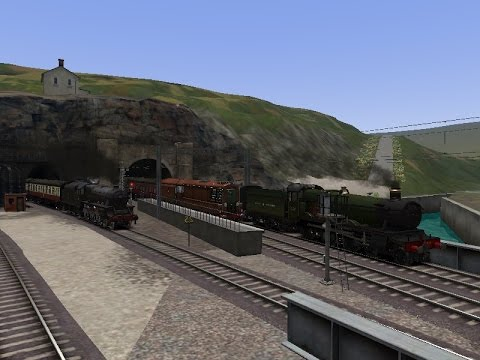 Train Simulator 2015: Cops and Robbers 1