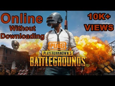 How To Play PUBG Online (Without Downloading) For Free