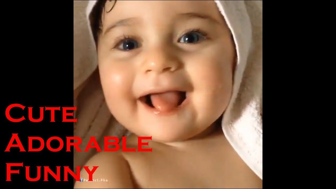 Super Cute Baby Laughing After Shower | Funny Baby Videos ...